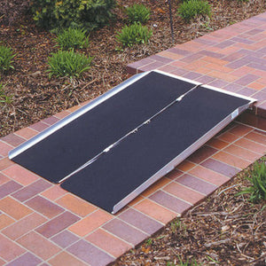 PVI Single Fold Ramp (Available in 2 to 6 Feet)