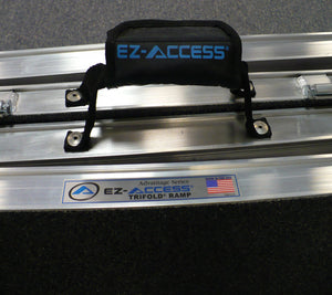 EZ-ACCESS Suitcase Trifold Ramp with Top Lip Extension (Available in 5 to 10 Feet)