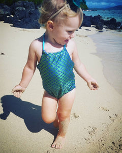 Baby Girls Arielle Swimsuit