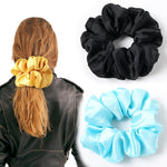 Load image into Gallery viewer, Oversized Satin Scrunchies