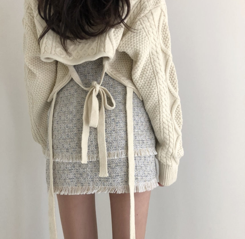 All-Tied Up Sweater