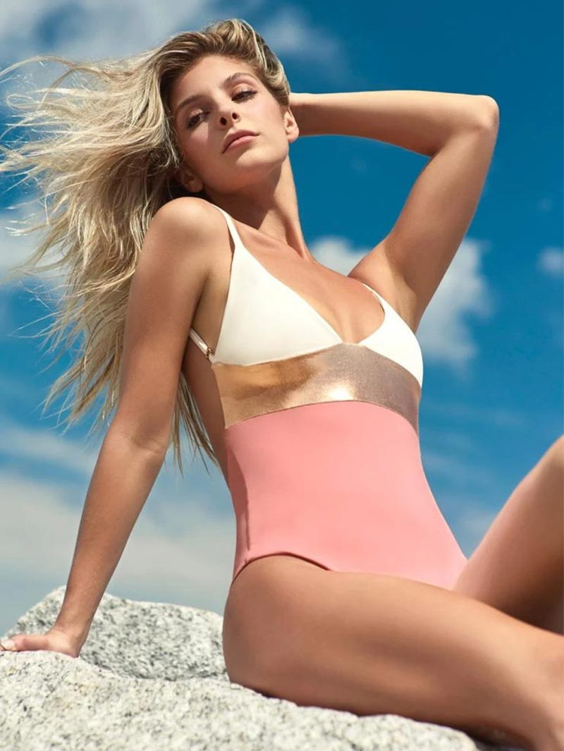 Blush Swimsuit