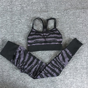 Tiger Yoga Set