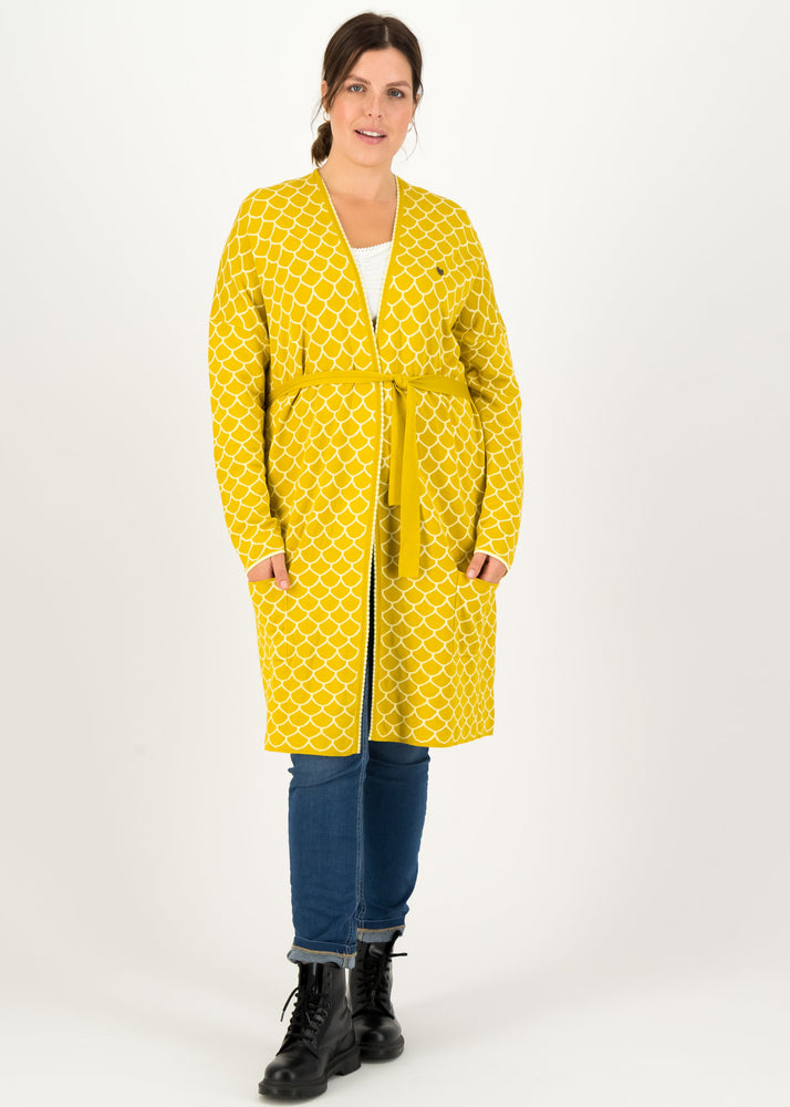 Load image into Gallery viewer, Rendez-vous with myself coat lemon shell