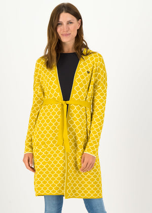 Rendez-vous with myself coat lemon shell