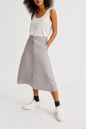 Product Photo of the Sky Skirt by Ecoalf.