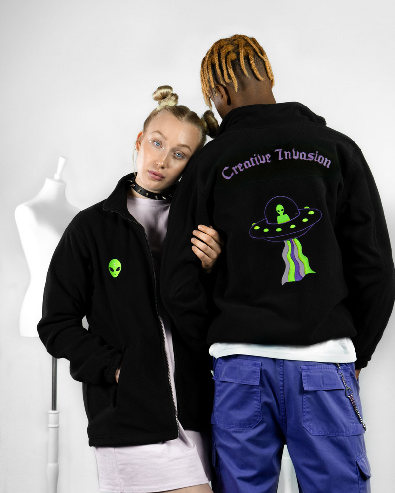 Creative Invasion Artist Jacket