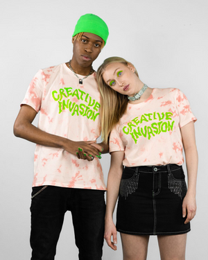 Creative Invasion Artist T-shirt