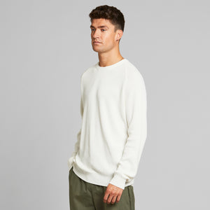 Long Sleeve Knitted Sweater Kalmar