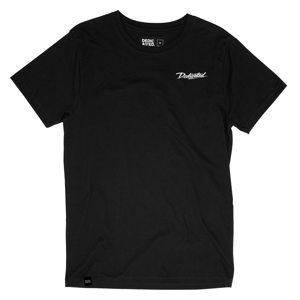 T-shirt Stockholm Dedicated Script