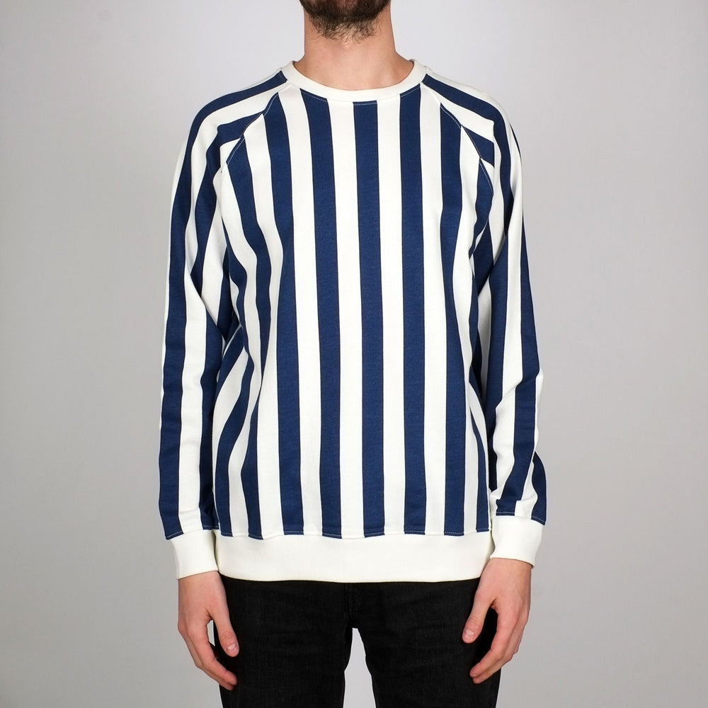 Sweatshirt Malmoe Big Stripes