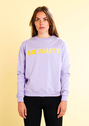 Load image into Gallery viewer, Sweatshirt Ystad Equality