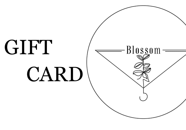 Blossom Gift Card
