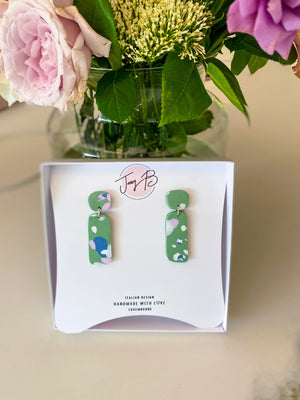 Load image into Gallery viewer, Terrazzo Earring