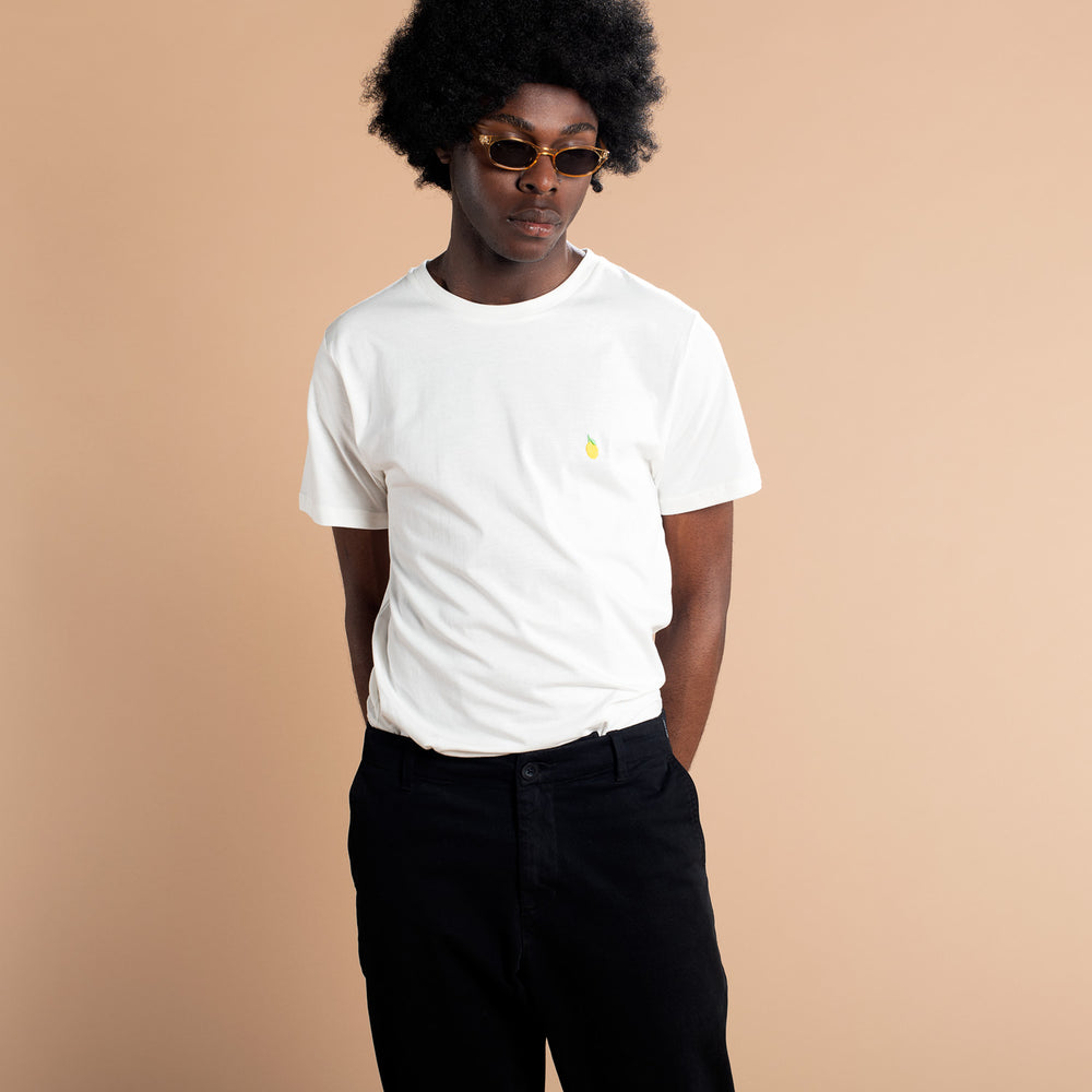 Load image into Gallery viewer, T-shirt Stockholm Lemon