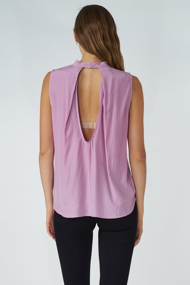 Open-back Top