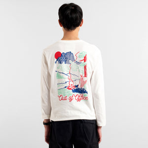 Longsleeve T-shirt Hasle Camp Out