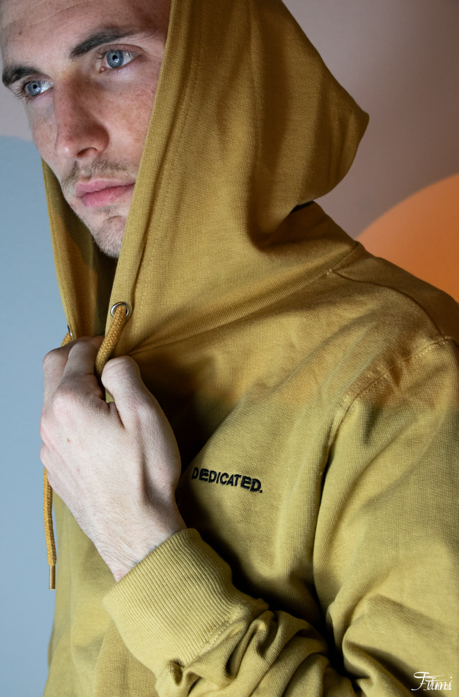 Load image into Gallery viewer, Hoodie Falun Dedicated Spread Logo