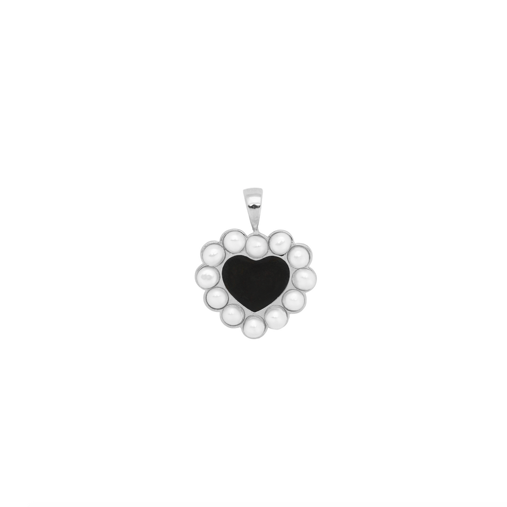 Forbidden Love Necklace Charm