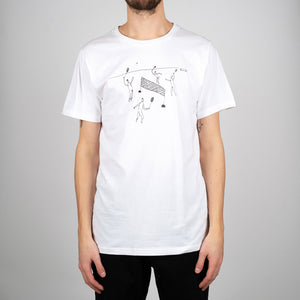 Load image into Gallery viewer, T-shirt Stockholm Badminton
