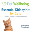 Essential Kidney Kit for Cat Kidney/Renal Health and long-term vitality