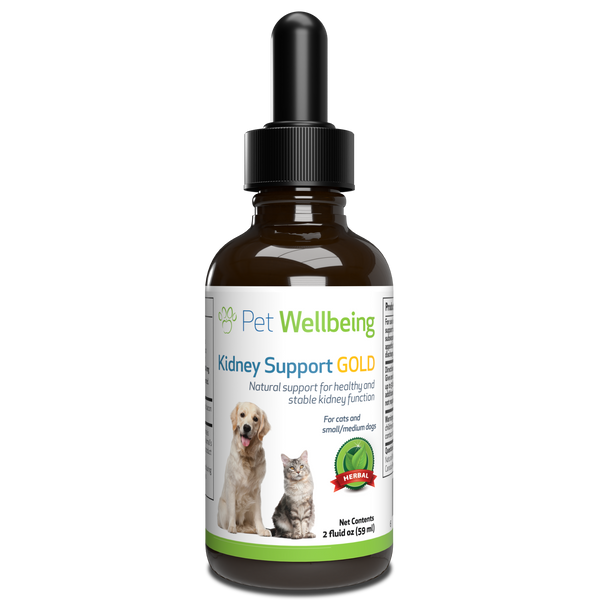 Kidney Support Gold - for Dog Kidney Function