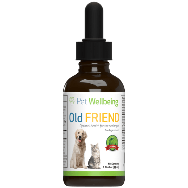 Old Friend for Senior Dogs supports Joint Mobility, Immune System