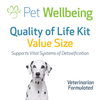 Quality of Life Kit Value Size supports Detoxification, Vitality