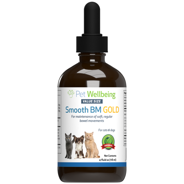 Smooth BM Gold for Cats Relieves Constipation with Gentle Elimination