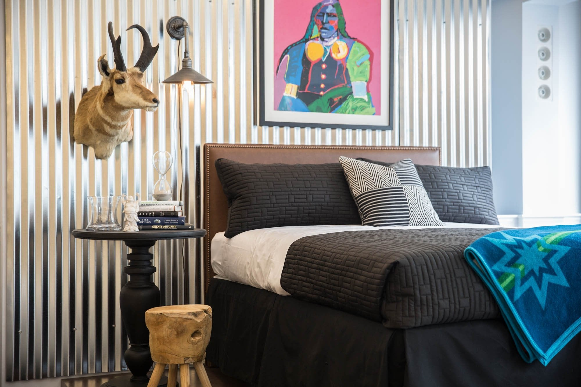 Making Your Bedroom a Haven: Bedroom Design Tips from Design Pros Lonnie and Dave Hinckley