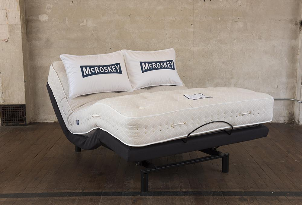 PRESS RELEASE: Adapting Tech to Handcrafted Mattresses