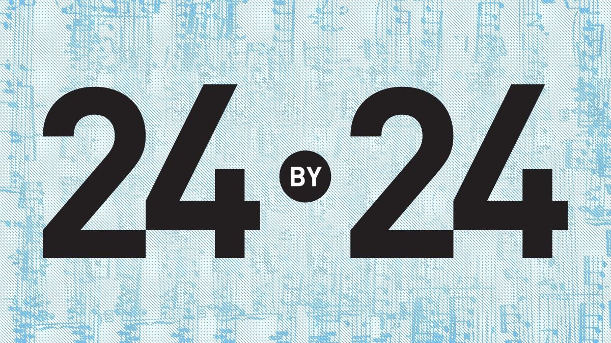 EVENT: 24 by 24: Twenty-four Pianists Play Bach's Well-Tempered Clavier on 5/24