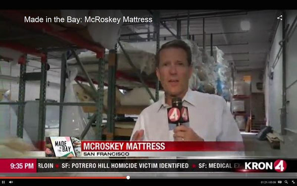 KRON 4's Made in the Bay Feature