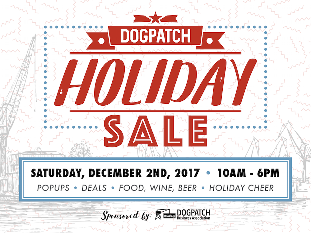 EVENT: Dogpatch Holiday Sale