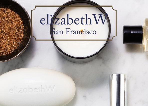 Elizabeth W pops up at McRoskey San Rafael