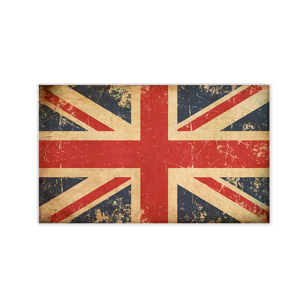 Bandera inglesa canvas