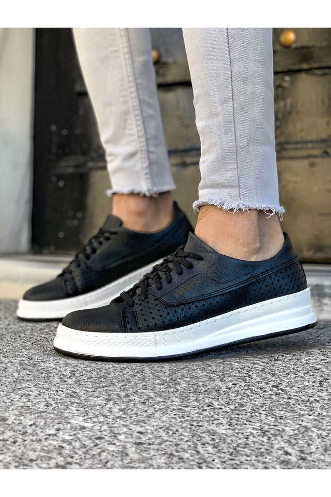 Men's Black Casual Shoes