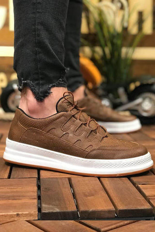 Image of Men's Lace-up Ginger Shoes