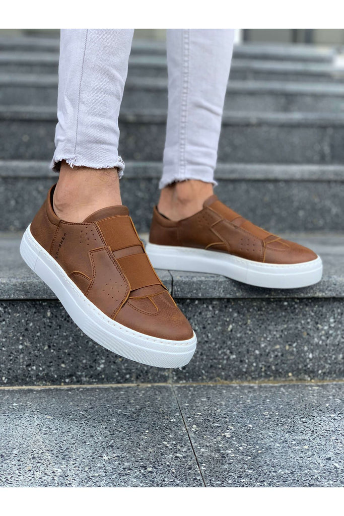 Men's Casual Ginger Shoes