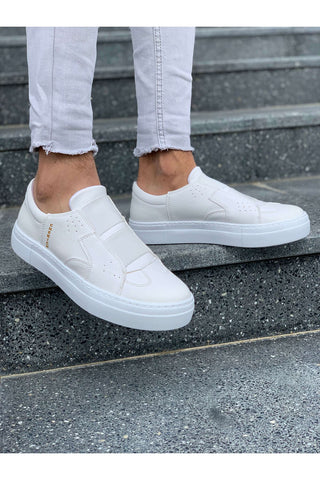 Image of Men's Casual White Shoes