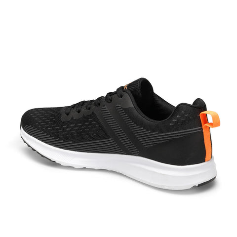 Black Men's Running Shoes