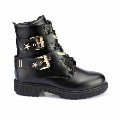 Image of Women's Black Boots