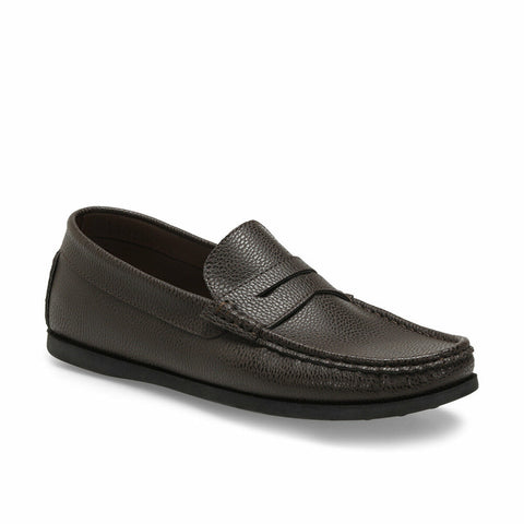 Image of Men's Classic Brown Shoes
