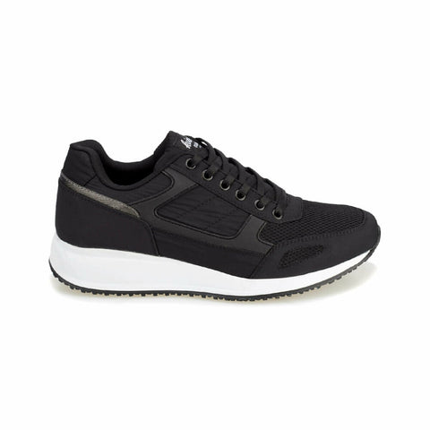 Image of Men's Lace-up Black Shoes