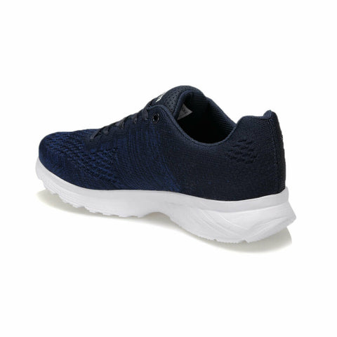 Image of Men's Navy Blue Running Shoes