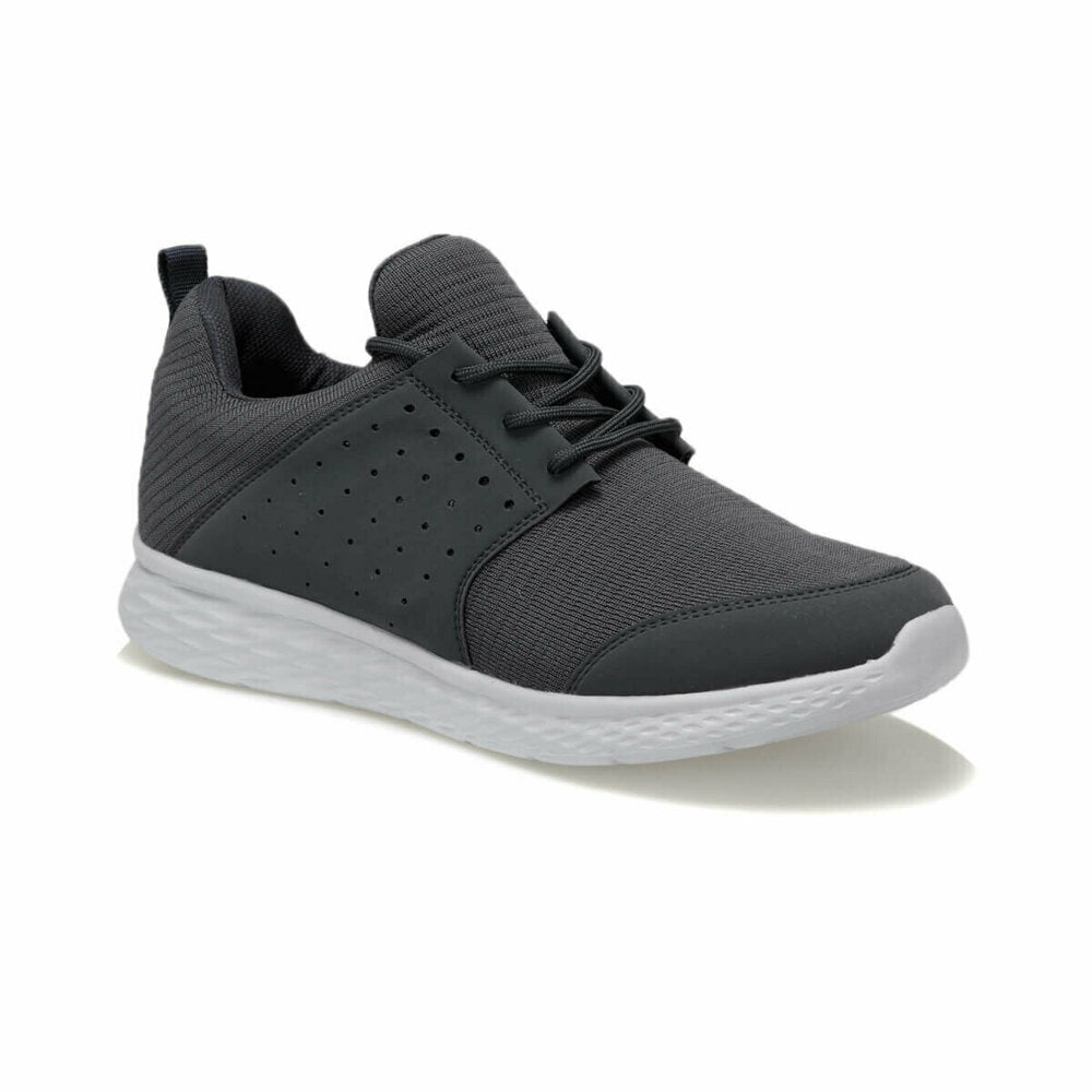 Men's Lace-up Smoky Sneakers