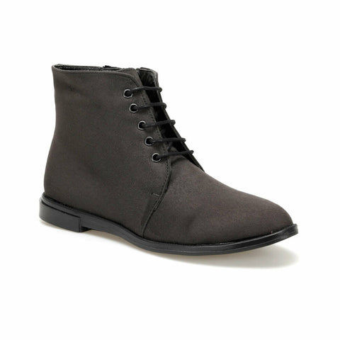 Women's Basic Grey Boots