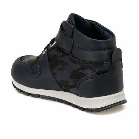 Image of Boy's Navy Blue Sport Shoes