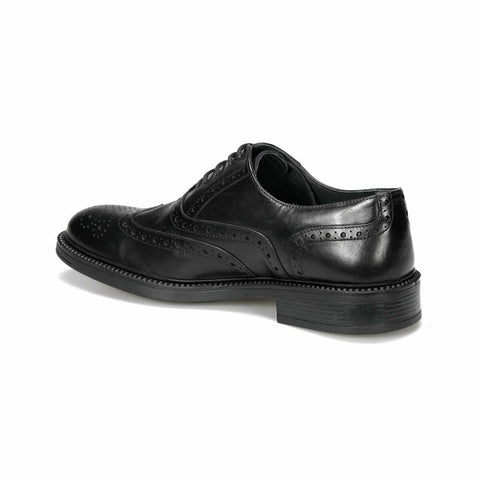 Men's Classic Black Shoes