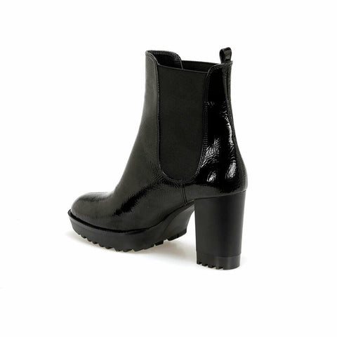 Image of Women's Black Heeled Boots